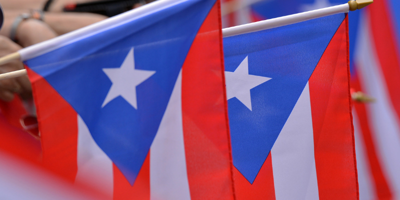 Which Flag came first, Cuba or Puerto Rico?