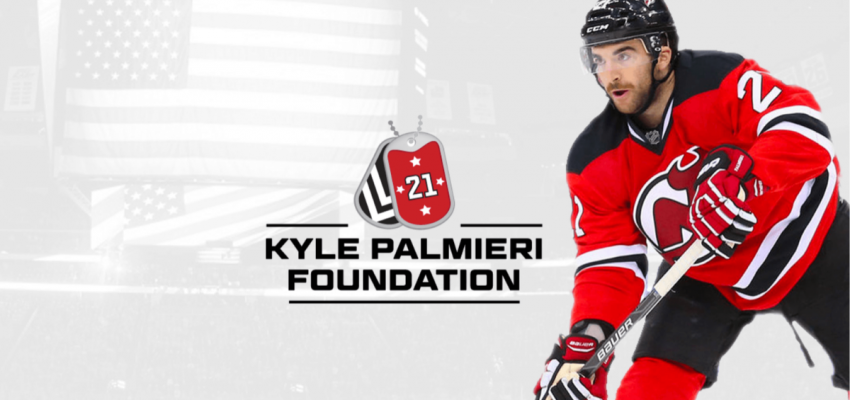 Tag The Flag and The Kyle Palmieri Foundation