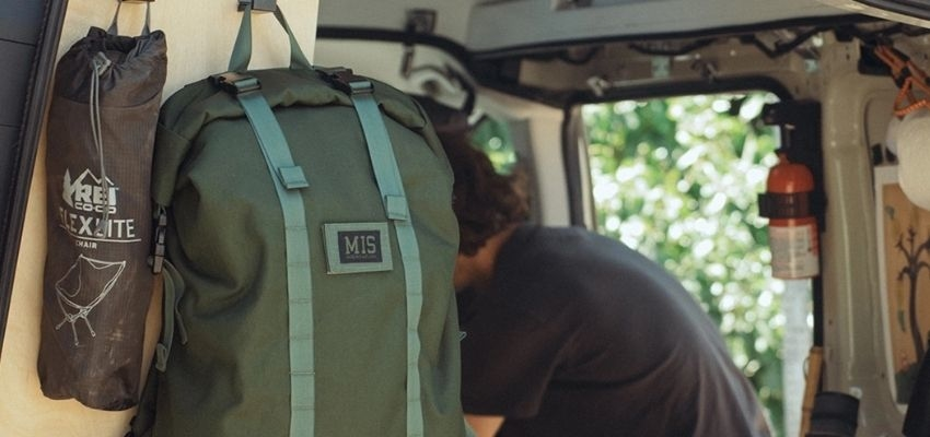 American Made Backpack: MIS Product Review
